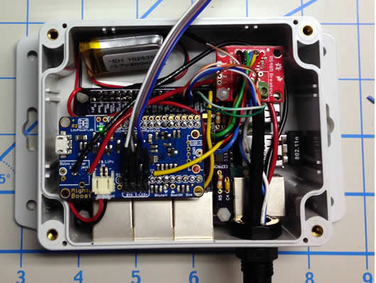 fab6 ip, and showed a couple examples this LCD -Display Wiring at readyjetset.co
